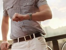 Fashion man wristwatch model cco pexels 216x165