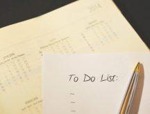 Pexels cco pen calendar to do checklist 216x165