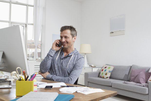 Homeoffice: Raus aus der Stressfalle – mit diesen 5 einfachen ...